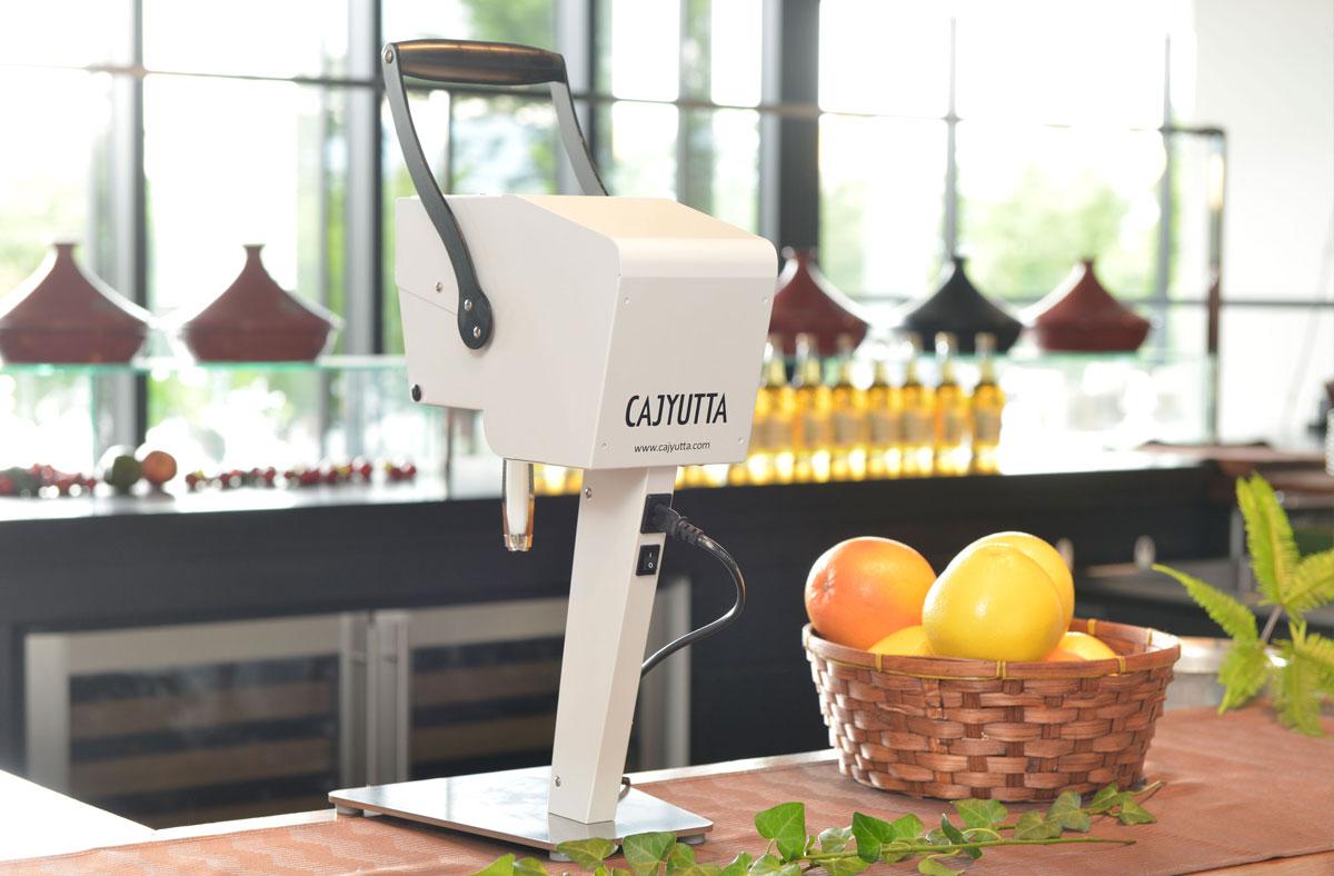果汁絞り機 カジュッタ